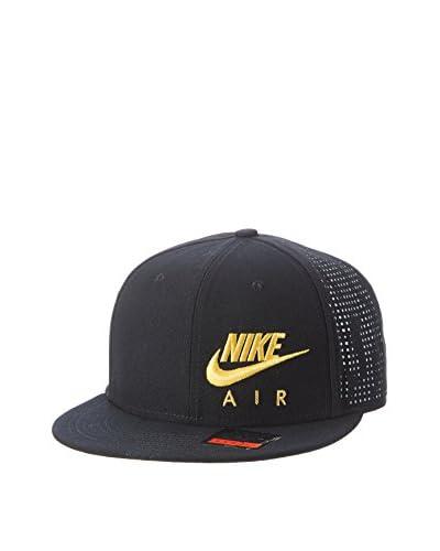 Nike Gorra Air Hybrid True Snapback Negro