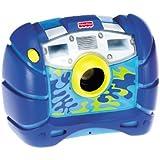 Fisher-Price Kid-Tough Waterproof Digital Camera Blue