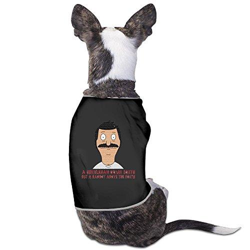 [LOVE-Funny Bob's Burgers Gentlemen Down South Pet Dog Shirts.] (Dog Burger Costume)