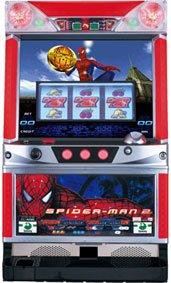 スパイダーマン2 [家庭用|中古パチスロ実機 フルセット]家庭用 中古スロット [おもちゃ&ホビー] [おもちゃ&ホビー]