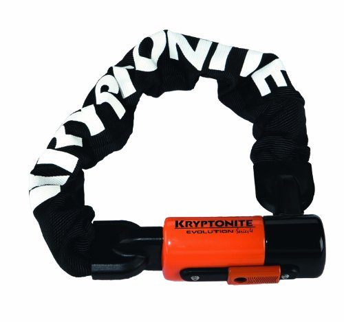 Kryptonite Developing 4 Integrated Chain Bicycle Lock