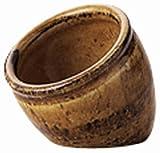 たこ壺(中) 飴斑点 179-E204