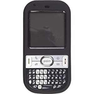 Solutions Gel Case for Palm Centro - Black: Cell Phones & Accessories