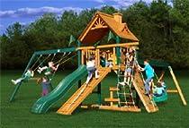 Big Sale Best Cheap Deals Gorilla Playsets Blue Ridge Frontier Playground System