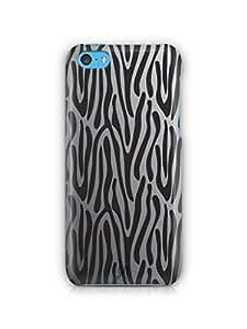 YuBingo Zebra Stripes Mobile Case Back Cover for Apple iPhone 5C