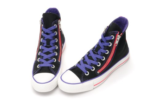 CONVERSE Chuck Taylor All Star Double Zip Women's Shoes 543136C (USW 5)