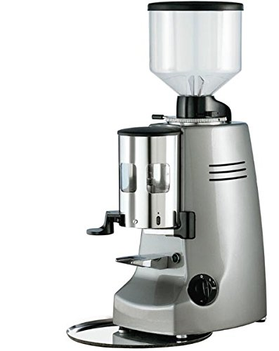Mazzer Robur Automatic Grinder - Silver