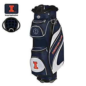 The Bucket Cooler Collegiate Cart Bag