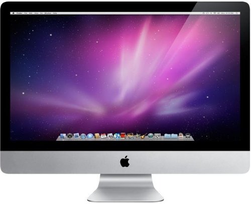 "Apple iMac 27""/2.8GHz Quad Core i5/4GB/1TB/8x SuperDrive DL MC511J/A"