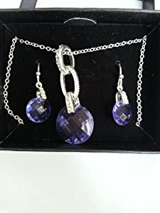 Shine on Necklace and Earring Gift Set