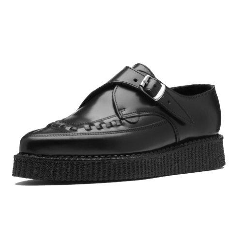 Underground, Sneaker uomo Nero nero, Nero (nero), 37.5