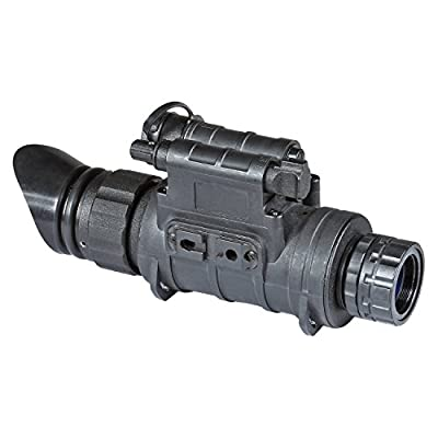 Armasight Sirius GEN 2+ SD MG Multi-Purpose Night Vision Monocular with Manual Gain, Black from Armasight Inc. :: Night Vision :: Night Vision Online :: Infrared Night Vision :: Night Vision Goggles :: Night Vision Scope