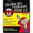 Solving Irs Problems Made E-Z