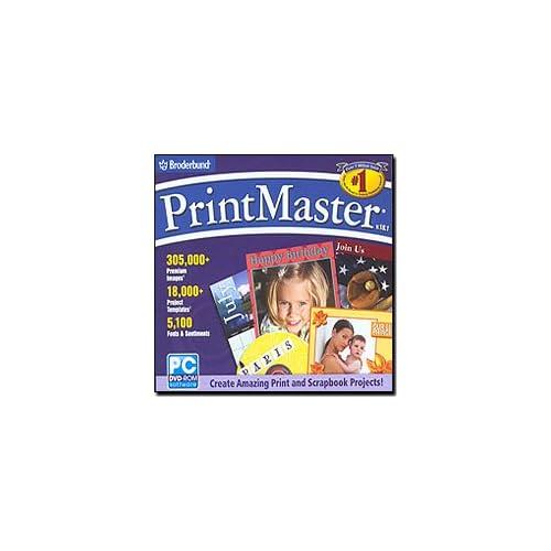 Download PrintMaster Platinum