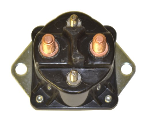 Warn 72631 Solenoid Replacement