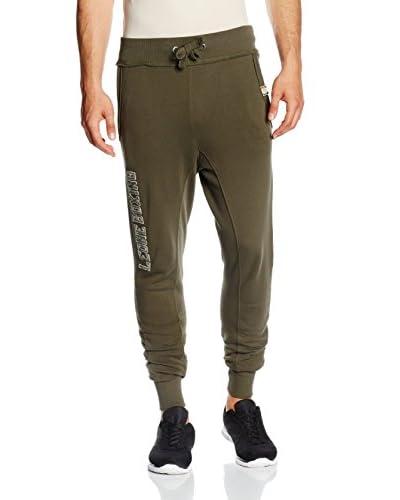 LEONE 1947 Pantalone Felpa [Oliva]