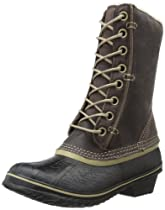Big Sale Best Cheap Deals Sorel Women's Winter Fancy Lace Boot,Grizzly Bear/Black,9.5 M US