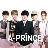 Kpop CD, A-Prince - Hello (Poster ver)[002kr]