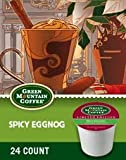 Green Mountain *Limited Edition* SPICY EGGNOG (1 Box of 24 K-Cups)