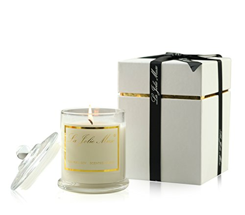 christmas-gifts-for-women-jasmine-essential-oil-scented-soy-wax-candle-55-hrs
