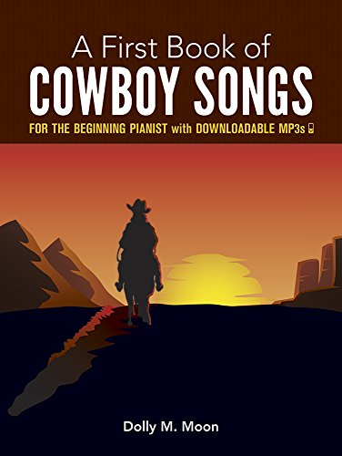 My First Book Of Cowboy Songs (Dover Music For Piano) front-403463