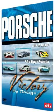 PORSCHE: Victory By Design [DVD]