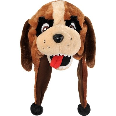 New Orleans Saints Mascot Themed Dangle Hat at Amazon.com