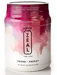 buy New Zeal For Life Wild Berry Wellness 30 Days, 420Mg