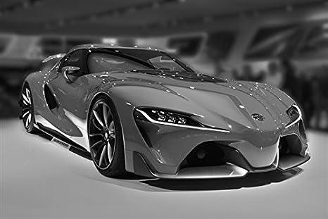 Toyota ft 1 Ft1 The Next Supra