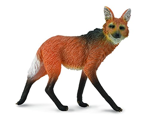 CollectA Maned Wolf Figure - 1