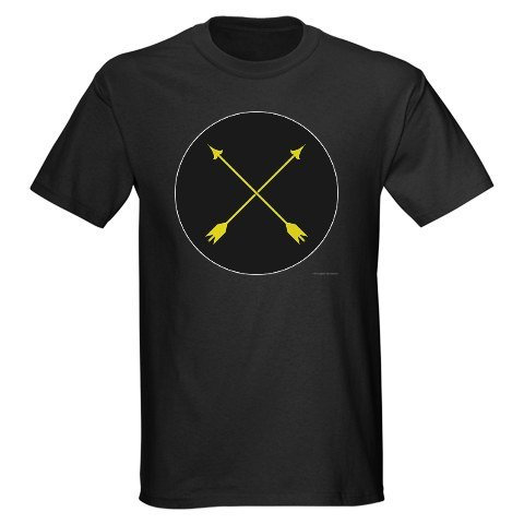 Archery Marshal Hobbies Dark T-Shirt by CafePress