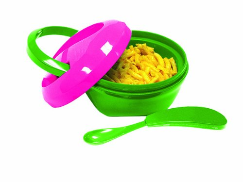 Fit & Fresh Kid'S Spill-Proof Soup/Meal Container, 14-Ounce Capacity, Microwave Safe