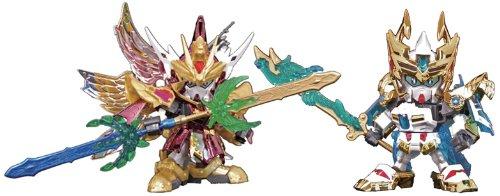 SD GUNDAM #044 Shin Gurenso Soso Gundam VS Shin Mokoso Sonken Gundam Brave Battle Warriors Pro Model [Japan]