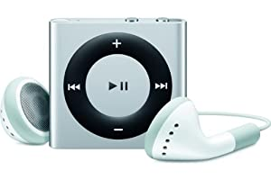 Apple iPod shuffle 2GB - Silver  (Latest Model - Launched Sept 2012)