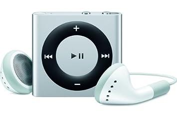 Baladeur MP3 APPLE IPOD SHUFFLE4EG GRIS 2GO