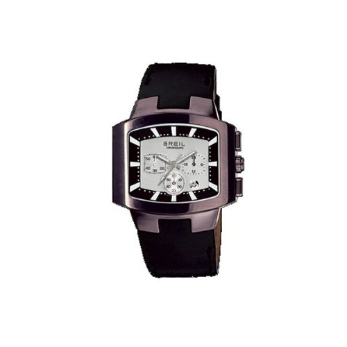 Breil BW0228 Gents 'Style' Black Strap Chronograph Watch