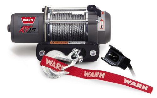 Why Should You Buy WARN 78000 RT15 Rugged Terrain 1500-lb Winch
