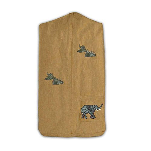 Patch Magic 12-Inch by 23-Inch Safari Diaper Stacker