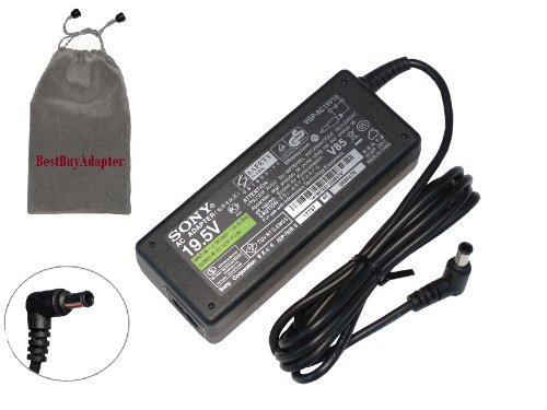 Click to buy Bundle: 3 items - Adapter/Power Cord/Free Carry Bag:Original SONY VAIO 76W VGP-AC19V19 AC ADAPTER FOR SONY VAIO:VGN-FZ190E/B,VGN-FZ190N,VGN-FZ190U,VGN-FZ210CEVGN-FZ220E,VGN-FZ220E/B,VGN-FZ220U,VGN-FZ220U/B,100% COMPATIBLE WITH P/N:VGP-AC19V27,VGP-AC19V33, - From only $30.89