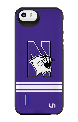 Uncommon LLC Northwestern University Sport Stripe Power Photo