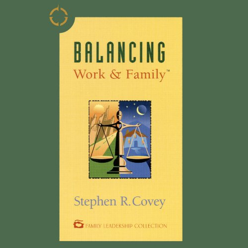 balancing work and family be a Data is compared according to gender and number of children, and again this  highlights the fact that work-family balance is not the main reason for working at.