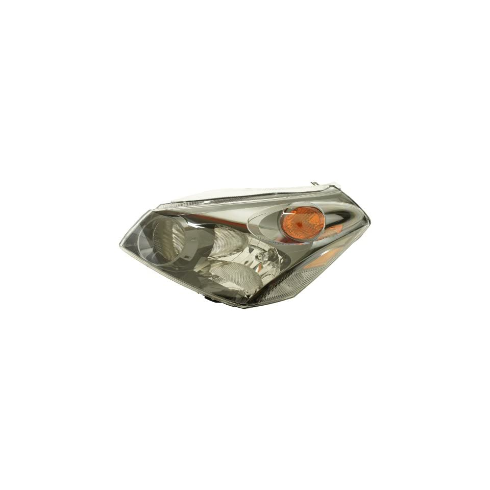 Genuine Nissan Parts 26060 5Z026 Driver Side Headlight Assembly Composite