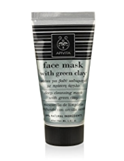 APIVITA Face Mask with Green Clay 40ml