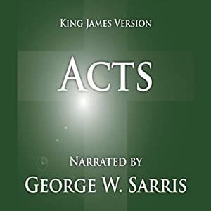 The Holy Bible - KJV: Acts Audiobook