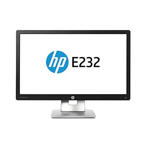 HP-EliteDisplay-E232-584cm-23-Zoll-IPS-LED-Backlight-7ms-169-1920x1080-250cdm2-VGA-DP-HDMI-Pivot-Hoehenv