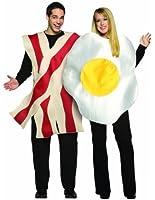 Rasta Imposta Bacon and Eggs Couples Costume