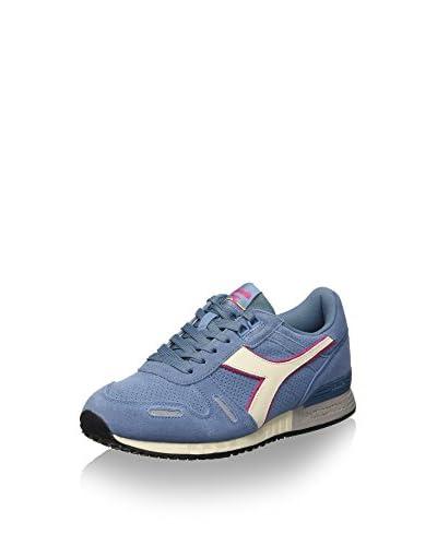 Diadora Zapatillas Titan Premium Azul