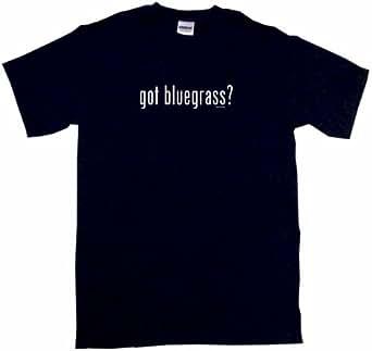 Got Bluegrass Men's Tee Shirt Small-Black