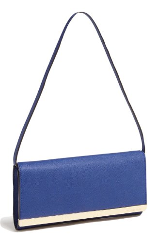 Michael Kors Tilda Cadet Blue Saffiano Leather