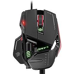Mad Catz RAT 8 Gaming Maus für PC